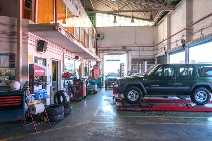 Mecánica general: Servicios de Móvil Luján
