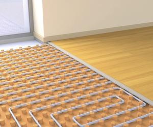 Instalación de calefacción y suelo radiante en Plasencia