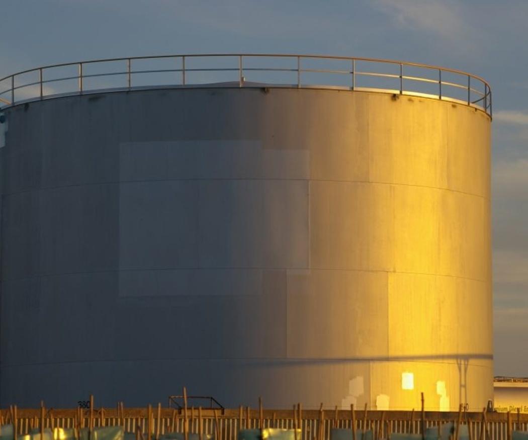 La limpieza de tanques de gasóleo
