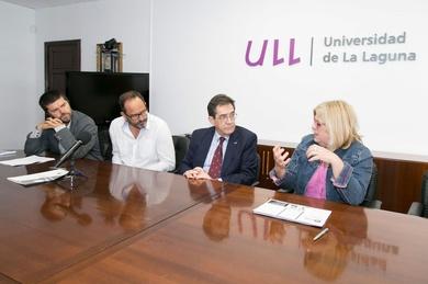 La Universidad de La Laguna apoyará iniciativas de economía social