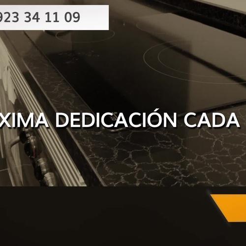 Encimeras de granito en Salamanca | Mármoles Hidalgo