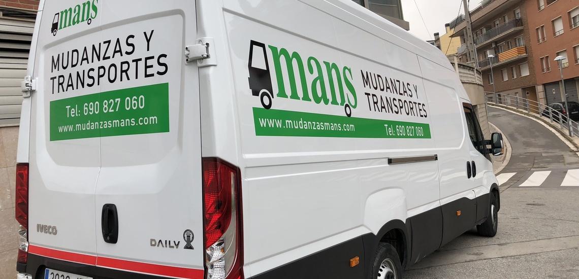 Mudanzas económicas en Vilafranca del Penedés y transportes responsables