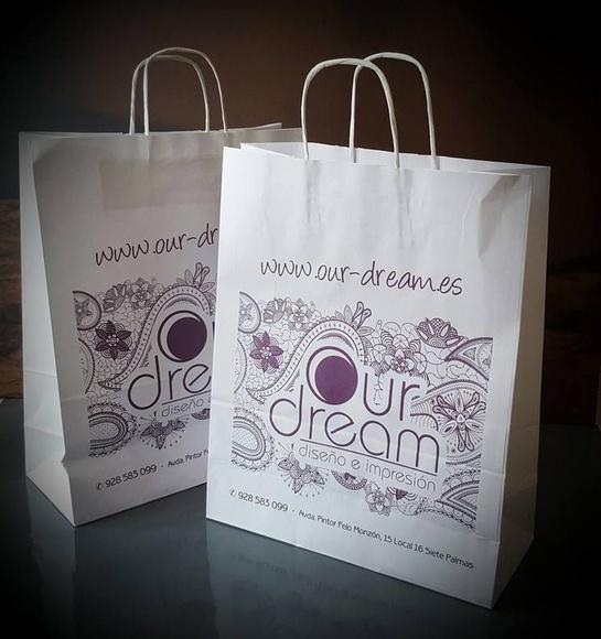 ¡Nuevas bolsas Our Dream!