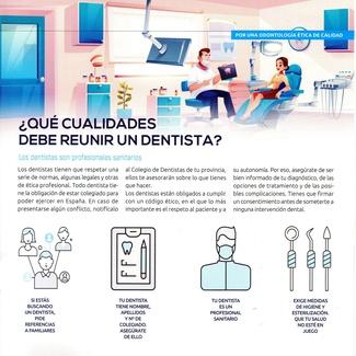 Consejos sobre los requisitos que debe reunir un buen dentista
