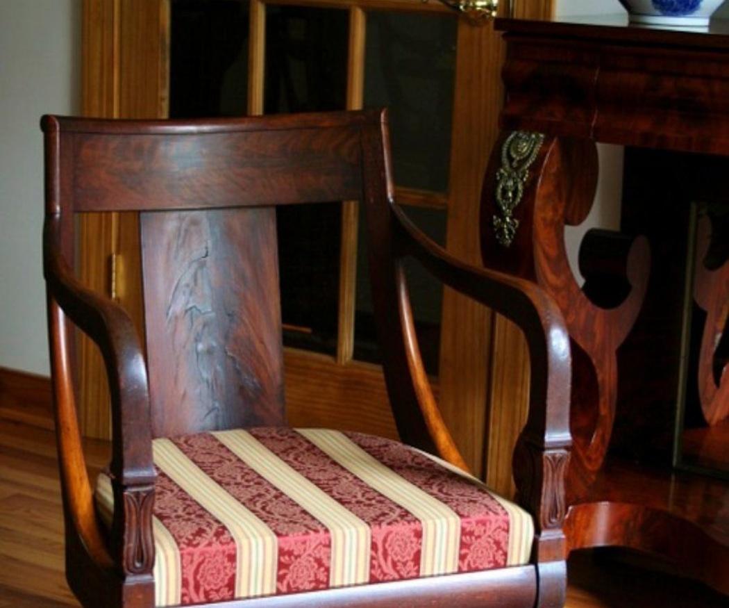 Razones para donar muebles usados