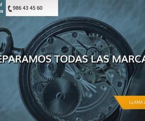 Relojería (reparación) en Vigo | Outeiral Relojeros