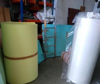 Viscoelastica: Catálogo de productos de Espumas Carranza