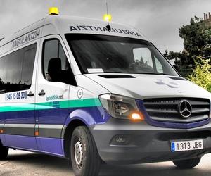 Ambulancias en Álava