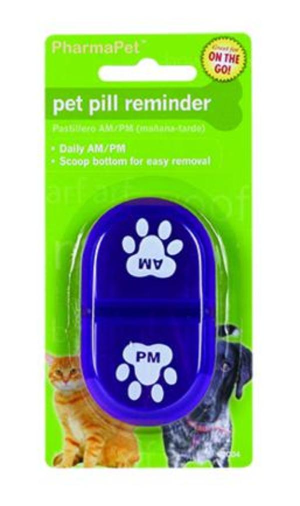 Pastillero diario para mascotas Petcare