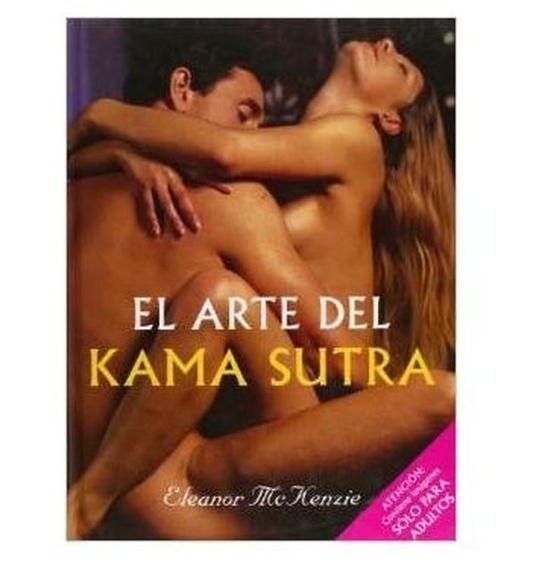 EL ARTE DEL KAMASUTRA: CATALOGO DE PRODUCTOS de SEX MIL 1