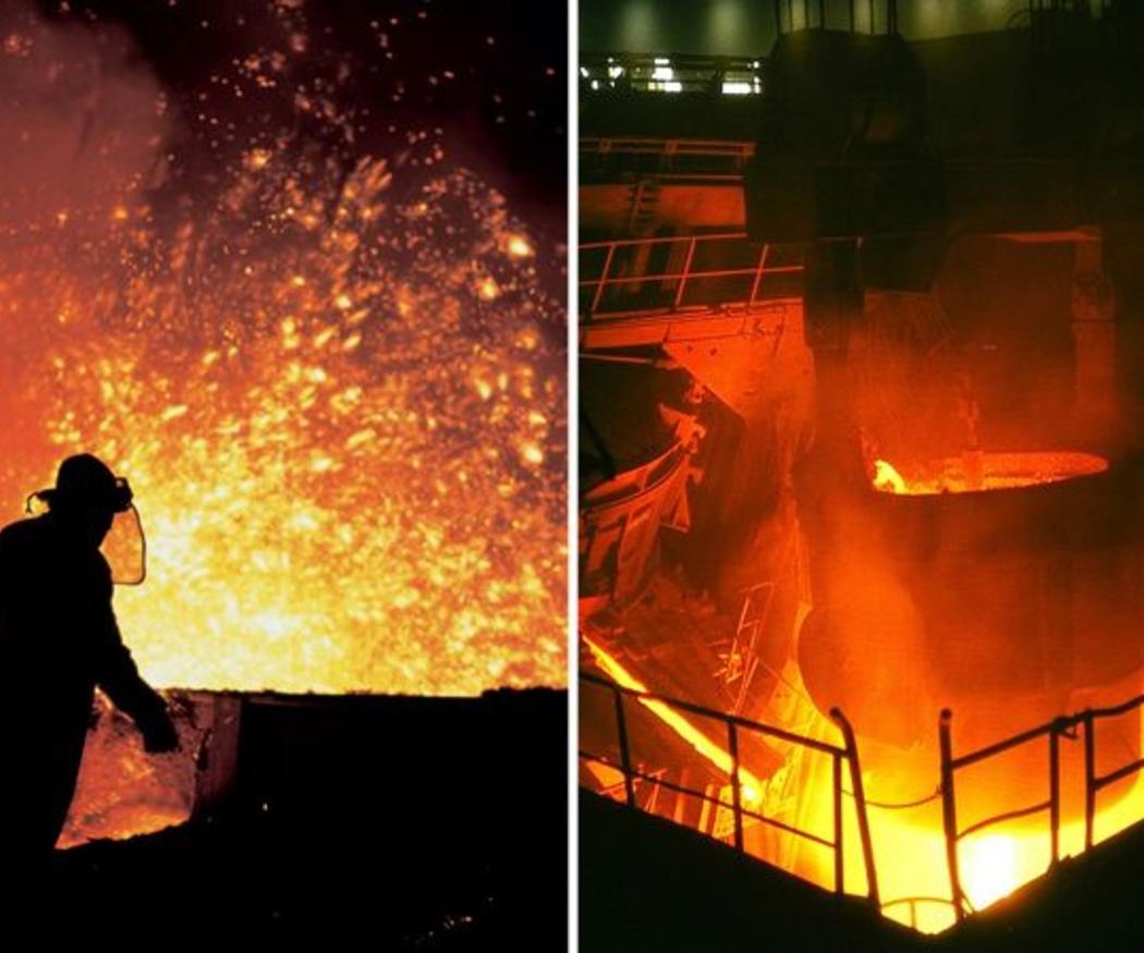 Diferencias entre siderurgia y metalurgia