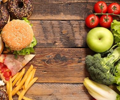 Alimentación y Obesidad