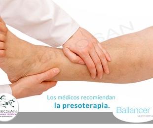 Presoterapia BALLANCER