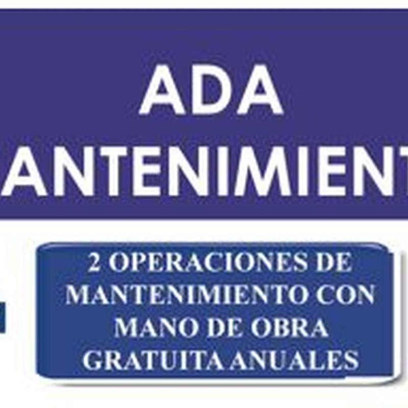 ADA Mantenimiento - Talleres Ralman Santander