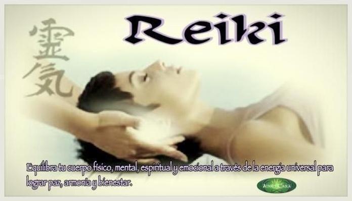 Reiki: Terapias de Anam Cara