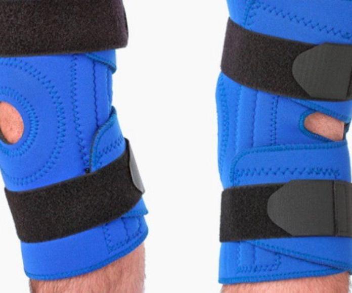 Pequeña ortopedia: Servicios de Farmacia Salado Luque