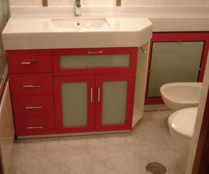 Muebles de baño: Productos of Artearmarios