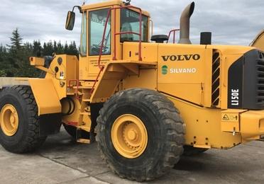 Camiones de obra publica y maquinaria pesada