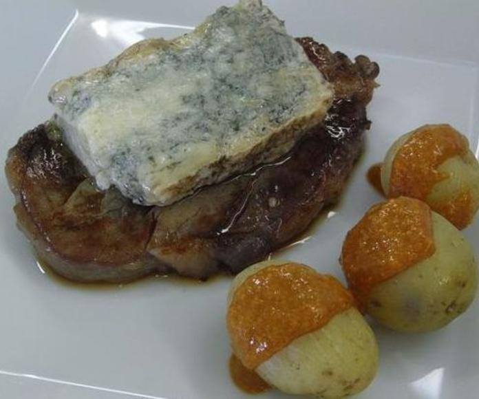 Carnes: RESTAURANTE de Restaurante Arrocería Puerta de Atocha