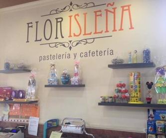 Postres cremosos: Productos de Pastelería Flor Isleña