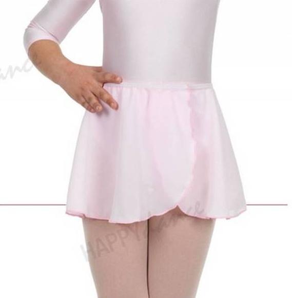 Falda ballet clásico niña