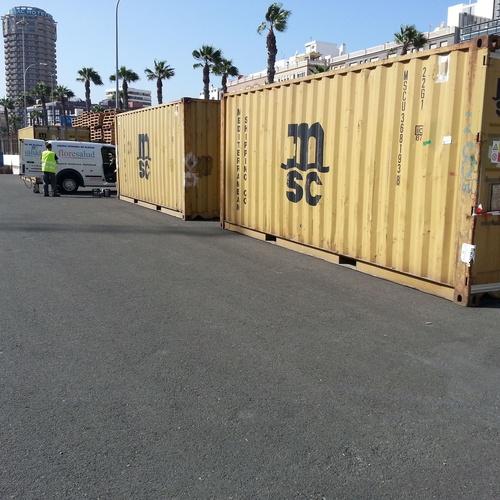 fumigacion de contenedores