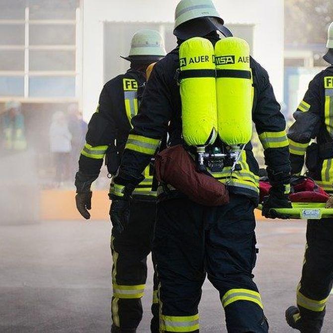 Cómo actuar en caso de incendio doméstico