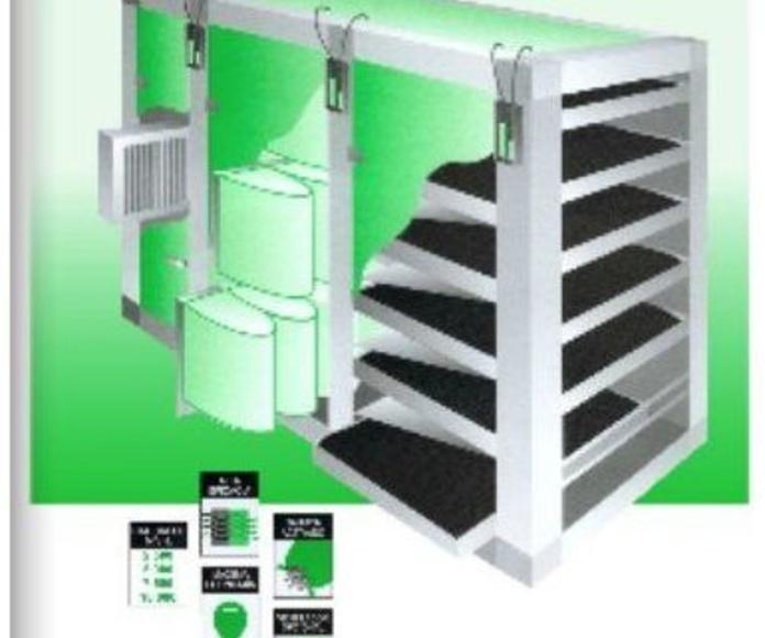 Depurador para grasas y vapores oleosos: CATÁLOGO de Filair