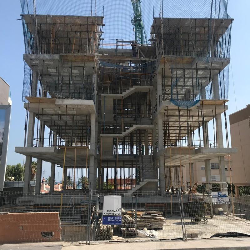 Estructuras de Hormigón: Servicios de Construcciones Folmur, S.L.
