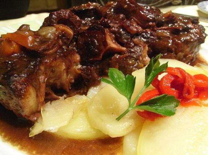 El rabo de toro, un plato con mucho sabor