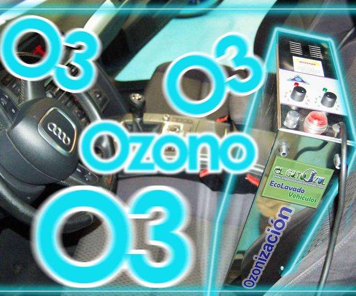 El Ozono En el Automovil