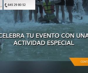 Aventura rafting en Murcia | Descensos Blanca