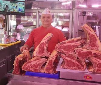Butifarras: Carnicería de Cárnicas Maestros