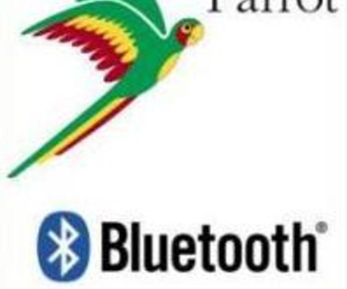 Kit manos libres Bluettoh Parrot, Instalador oficial.