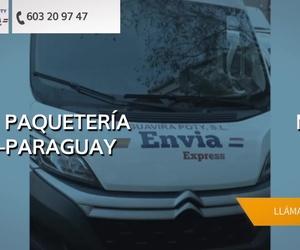 Envío de cajas a Paraguay desde Madrid centro | Guavira Poty