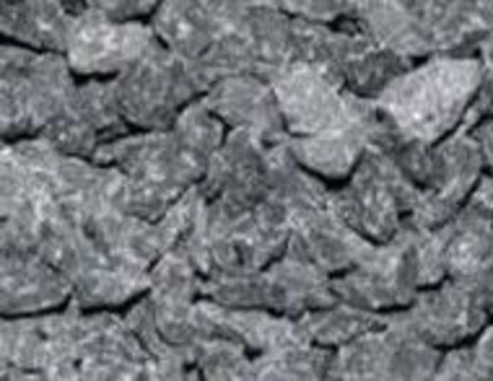 Triturado pigmentado en color negro