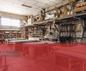 Mobiliario para negocios en Cáceres: Carpintería Arias