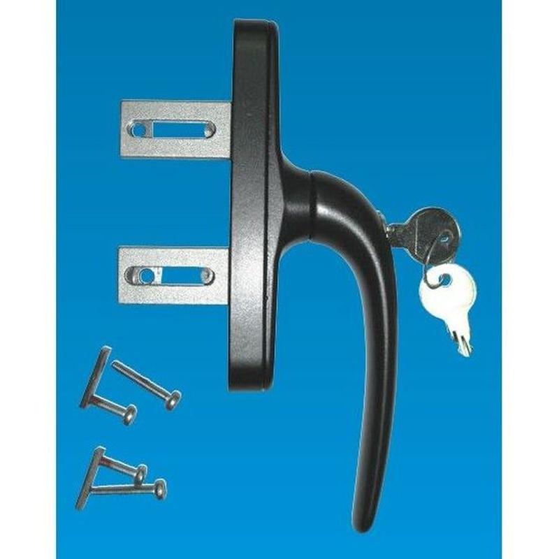 Cremona apertura exterior con llave: Productos de Serysys