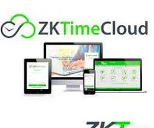 Servicio control horario en la nube Zk Time Cloud