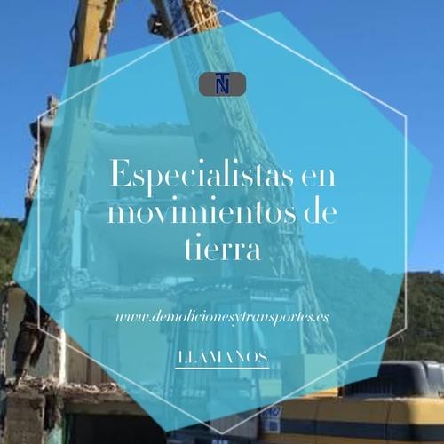 Empresas de demoliciones en Tenerife | Grupo Nino