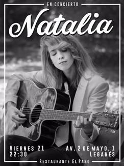 Gran actuación de Natalia en EL Paso