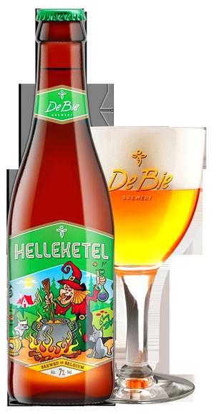 Helleketelbier (7%)