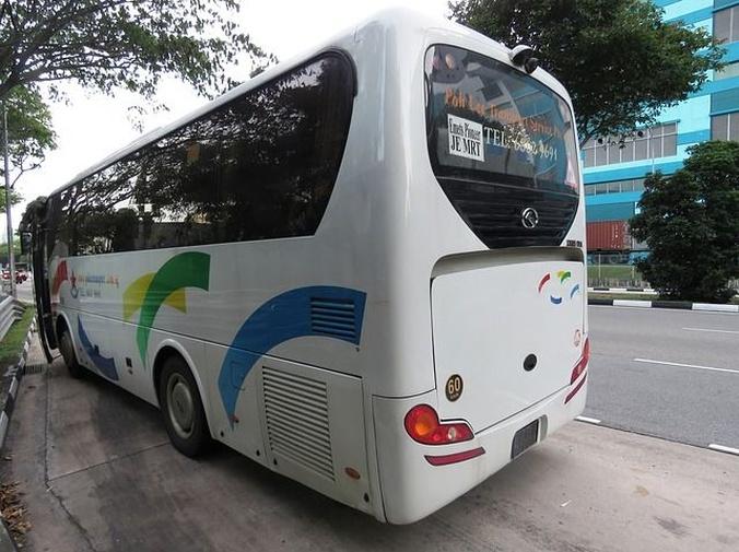 La seguridad actual de los autobuses