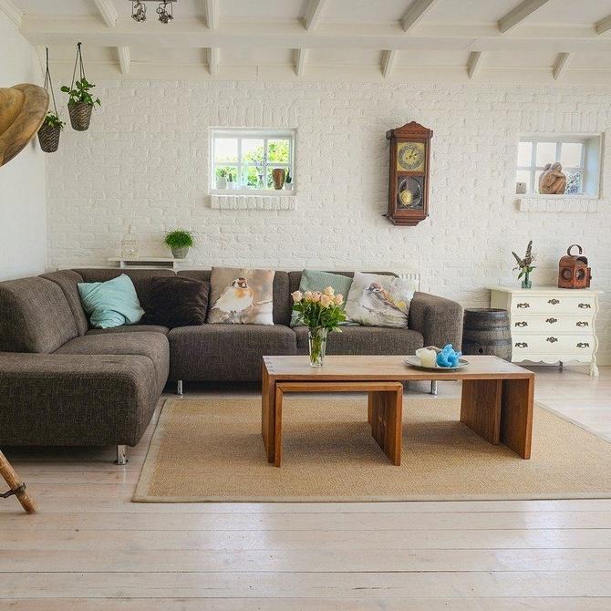 Cómo decorar un salón pequeño y aprovechar bien el espacio