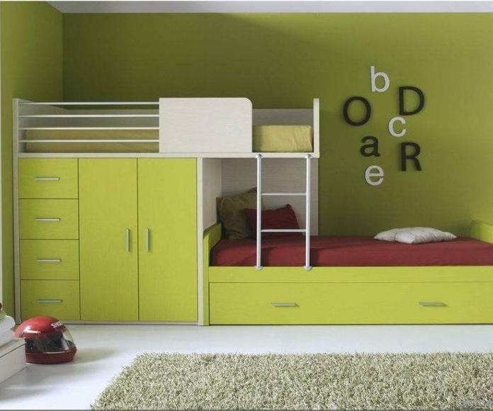 Habitaciones juveniles: Catálogo de Mi Casa Interiorismo