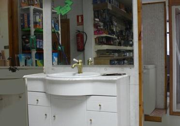 Conjunto baño mod. Insular