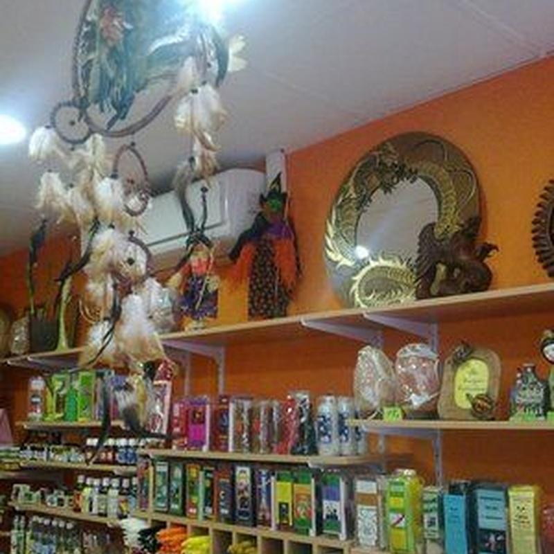 Herbolario: Cursos y productos de Racó Esoteric Font de mi Salut