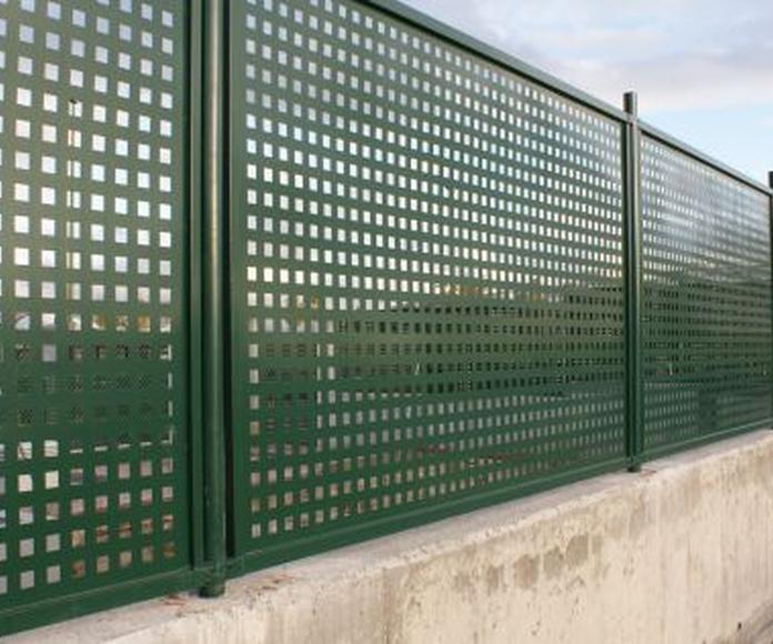 Vallado: Catálogo de Industria Puertas y Cerramientos