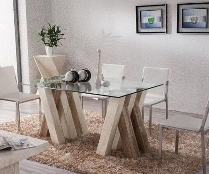 Mesa de diseño: Servicios de Mármoles Gaivi