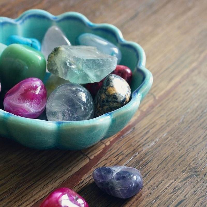 Piedras, cristales y minerales: Servicios de Centro M.A.